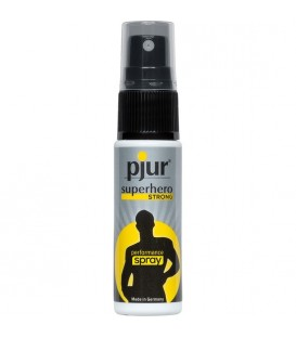 PJUR SUPERHERO SPRAY RETARDANTE 20 ML