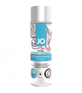 JO BODY GEL DE AFEITADO CITRiCOS 240 ML