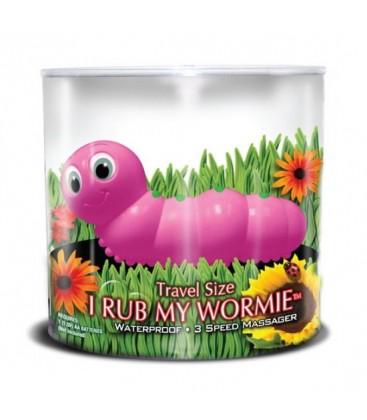 gusano vibrador rosa