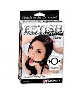fetish fantasy mordaza anilla de silicona