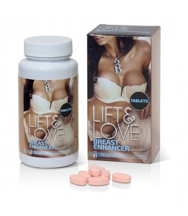 3B LIFT AND LOVE CaPSULAS AUMENTO DE PECHOS 90UDS