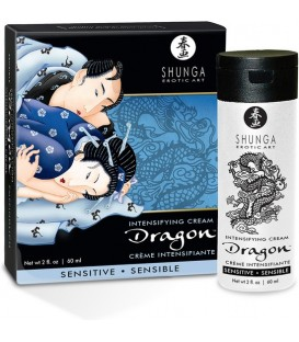 CREMA DEL DRAGoN SENSITIVE PARA PAREJAS
