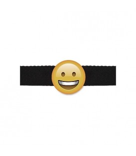 SMILEY EMOJI MORDAZA