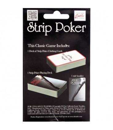 STRIP POKER GAMES
