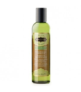 kamasutra naturals aceite de masaje frutas tropicales