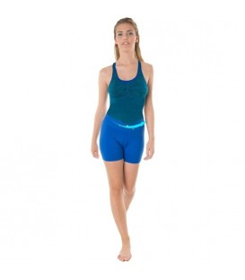 CONJUNTO DEPORTIVO SHAPE UP FIT ACTIVE AZUL