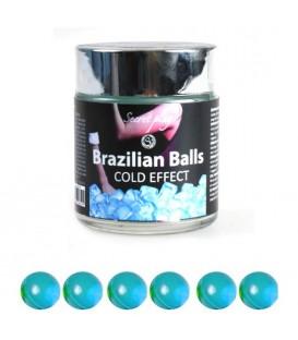 TARRO 6 BRAZILIAN BALLS EFECTO FRiO