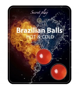 SET 2 BRAZILIAN BALLS FRiO CALOR