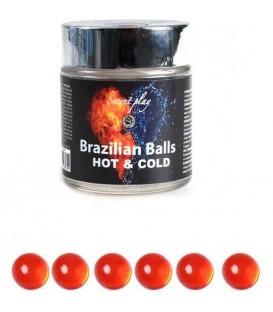 TARRO 6 BRAZILIAN BALLS FRiO CALOR