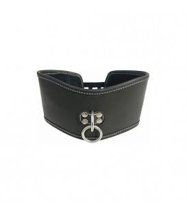 SOFT LEATHER POSTURE COLLAR