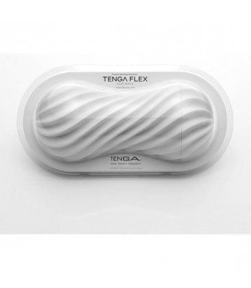 TENGA FLEX ROCKY BLANCO