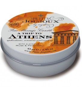 KIT 5-zimmer-CANDLE ATHENS REFILL Jasmin