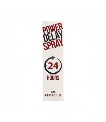 POWER DELAY SPRAY RETARDANTE 24H 15 ML