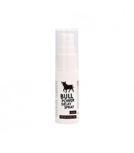 BULL POWER SPRAY RETARDANTE - 15 ML