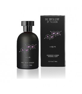 LURE BLACK LABEL PARA ELLA PERFUME DE FEROMONAS 74ML