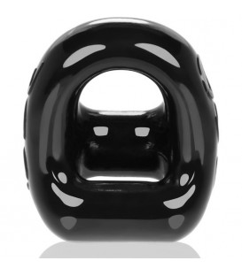 OXBALLS 360 COCKRING BALL SLING NEGRO