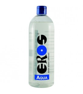 EROS AQUA LUBRICANTE BASE AGUA 1000 ML